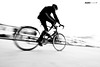 Ciclisto pedale by Agrofilms