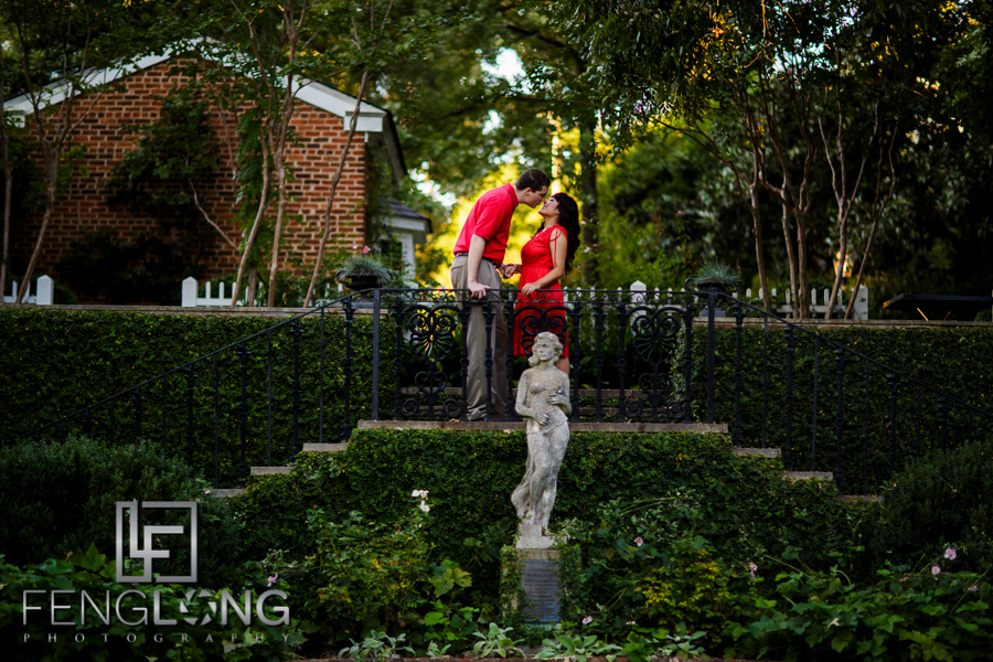 Rosanna & Doug's Engagement Shoot | University of Georgia | Atlanta Athens Cambodian Wedding Photographer