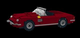 Ferrari 330 GTS Spider - 1966