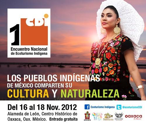 1er Encuentro Nacional de Ecoturismo Indígena @ Oaxaca 11.2012