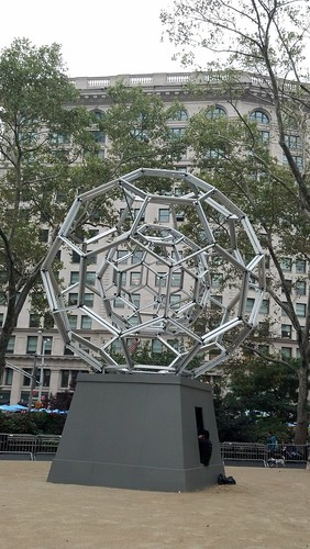 Buckyball by Leo Villareal by ShellyS