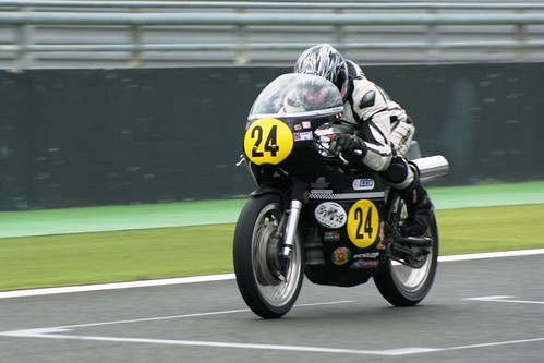 Ives Glauser, Seeley-Matchless G50