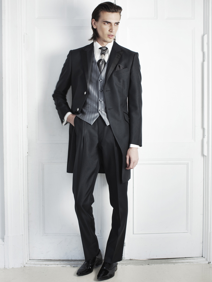 Pedro N. 0092_TOP WEDDING MEN'S TUXEDO