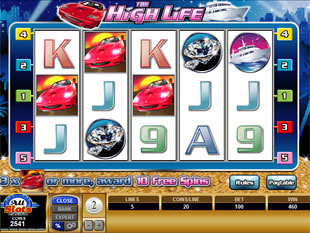 The High Life Free Spins