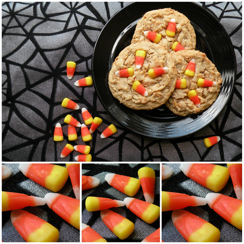 Mrs. Fields Secrets Candy Corn Cookies