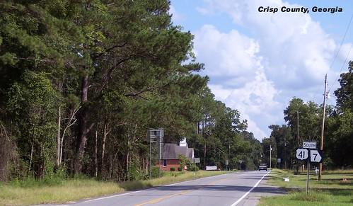 Crisp County GA