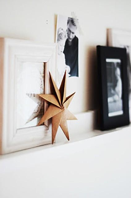 decorar con estrellas de papel (3)