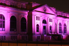 Power House goes pink for Breast Cancer Awareness