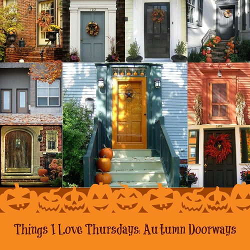 TILT Autumn Doorways by DiPics