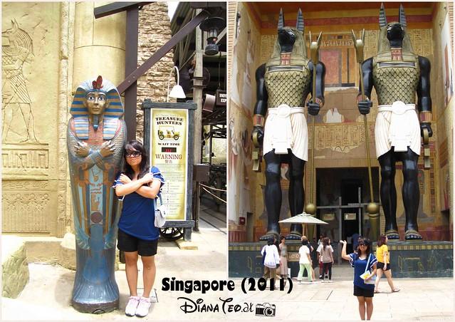 Day 2 Singapore - Universal Studio 13