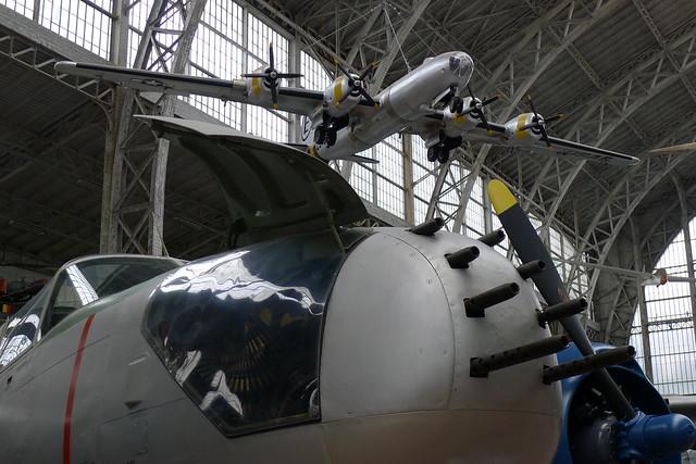 Modell: Boeing B-29