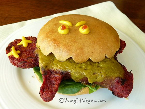 Man-Eating Burger