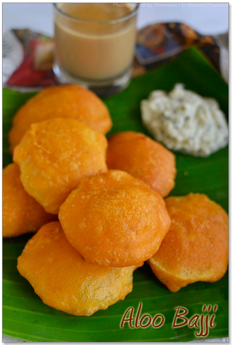 Aloo Bajji Recipe