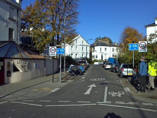 Priory Road @ Belsize Road