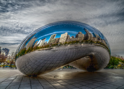 Single HDR Bean by KarrieChantel