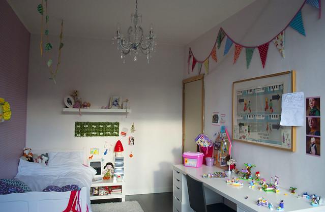 Mina dotter ook 39 grote 39 meisjes houden van lego friends give away - Jarige dochters kamer ...