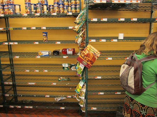 Fairway UWS: Bread aisle
