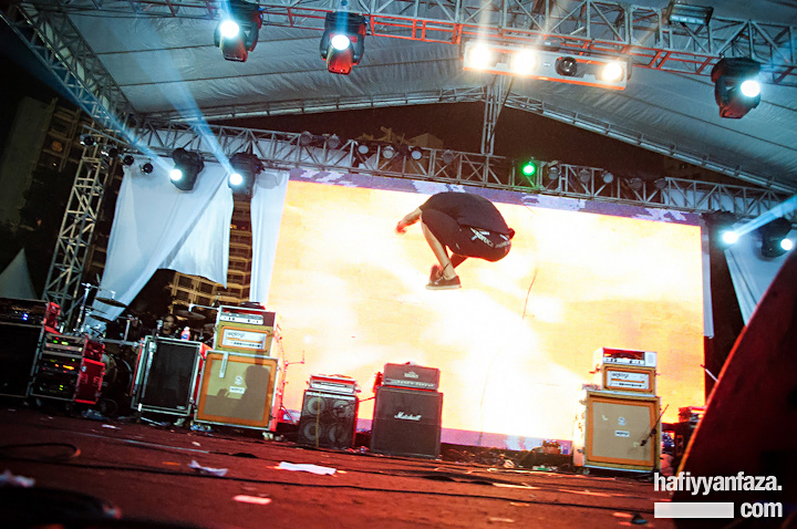 Foto Burgerkill Live 2012 @ Hai Day Photo by Achmad Hafiyyan Faza