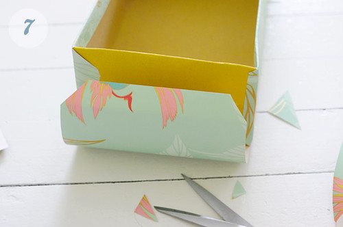 Covering a shoebox