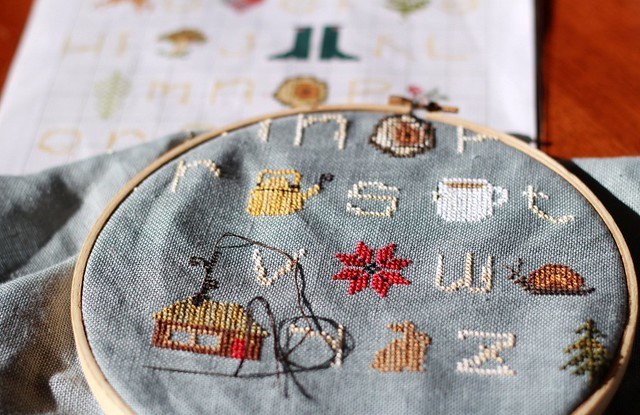 Sampler Progress