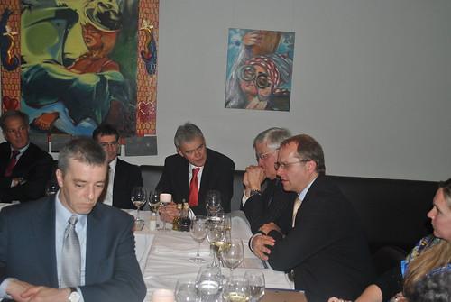 Monthly Dinner with Girts Greiskalns, FICIL