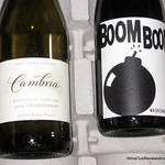 Cambria Chardonnay and BoomBoom Syrah from Uncorked Ventures