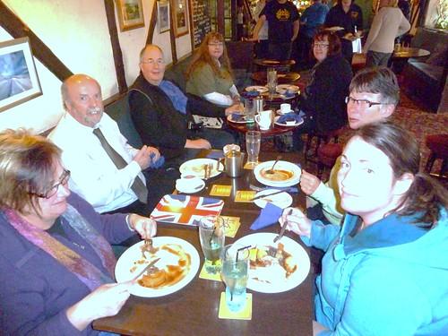 Dinner at York