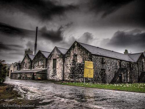 whisky distillery speyside balvenie dufftown