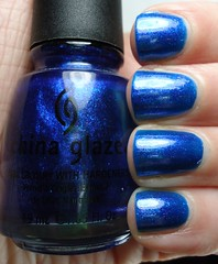 China Glaze Drinkin' My Blues Away