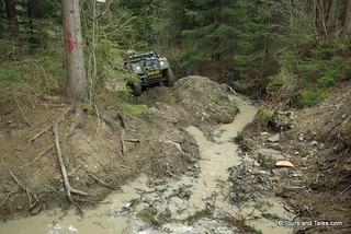 4x4 mud trail