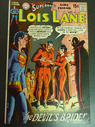 Superman's Girlfriend Lois Lane #103