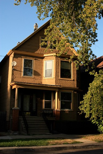 Family Matters House - Chicago
