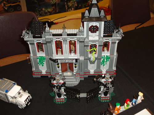 BrickCon:  Arkham Asylum