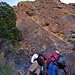 Small photo of Climbing up gray eminence