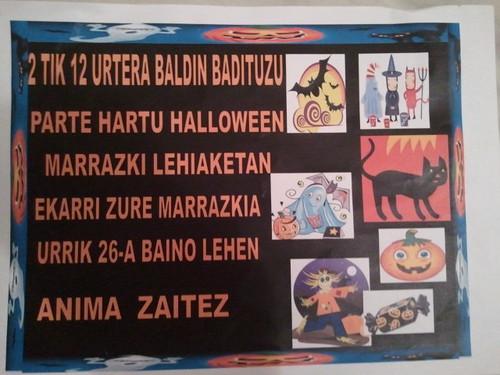 Halloween Eroski Eibar