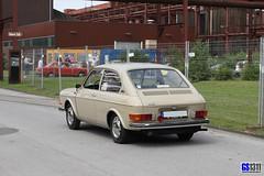 1968 - 1972 Volkswagen Typ 4 (411)