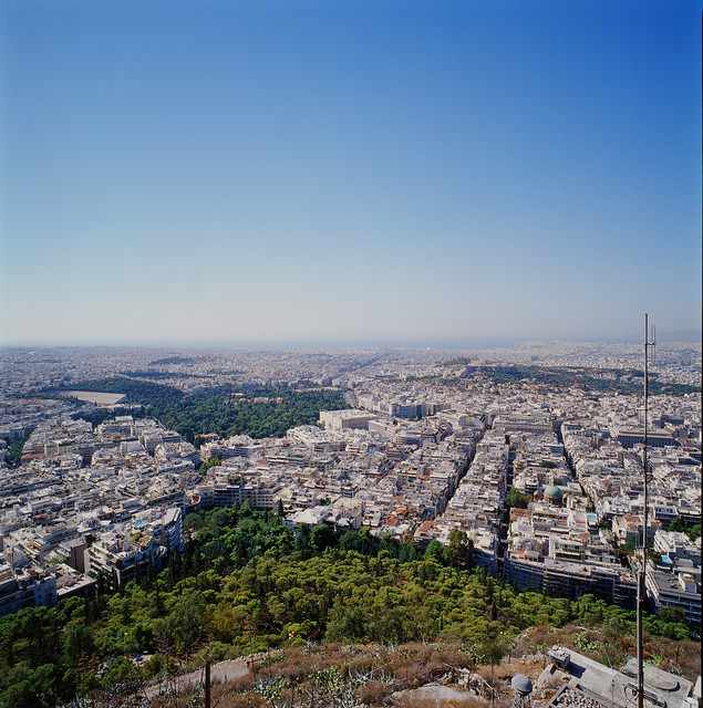 Mt. Lycabettus, Athens, Greece  Flickr - Photo Sharing!