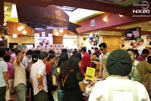 cocoa boutique matic visitors