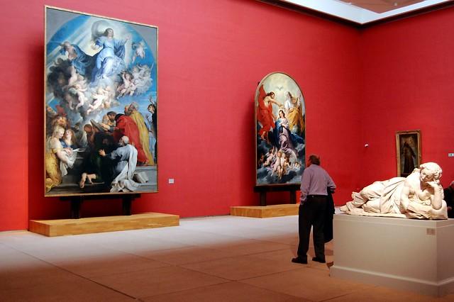 Museu Real de Belas Artes de Bélgica - Bruxelas
