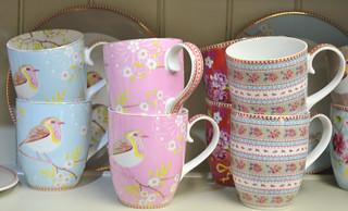 Pip Studio Early Bird mugs @Daisy Park