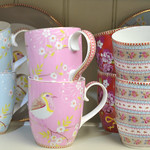 Pip Studio Early Bird mugs @Daisy Park