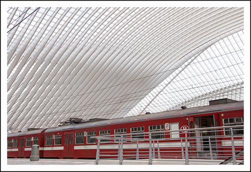 station guillemins luik (14) by hans van egdom