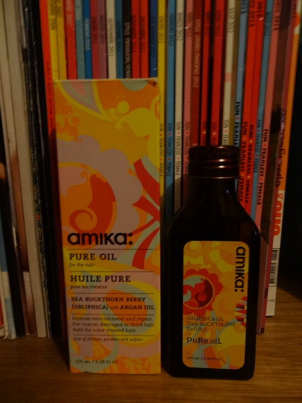 Pure Oil Amika