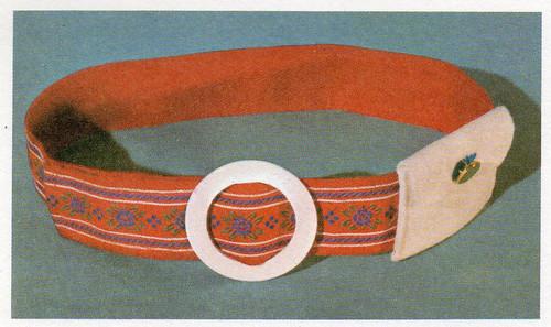 DIY money belt