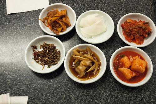 Banchan @ Han Corea