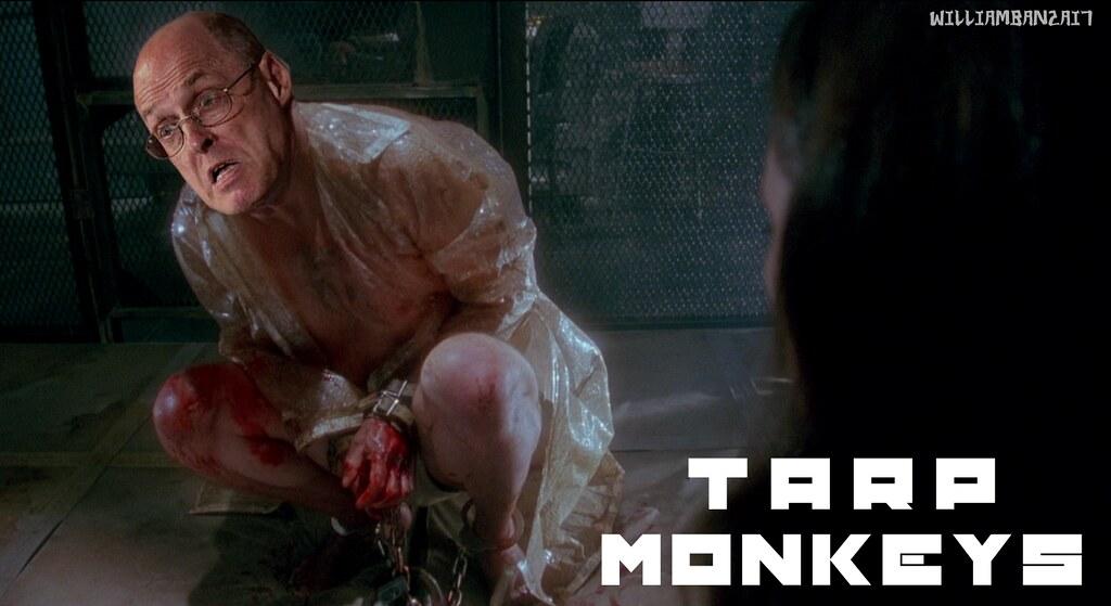 TARP MONKEYS