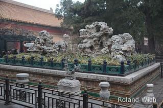 Beijing - Forbidden City Gardens
