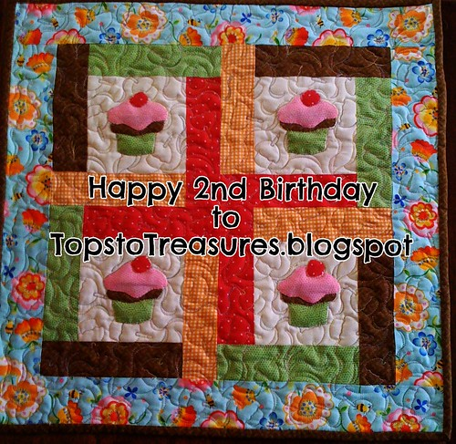Tops to Treasures Blog Bd