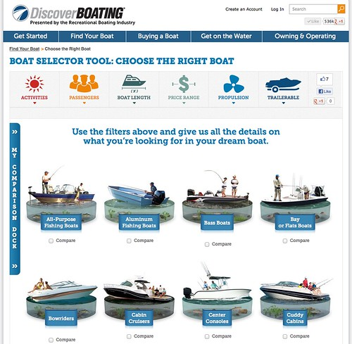 DB Boat Selector Tool Screenshot (3)
