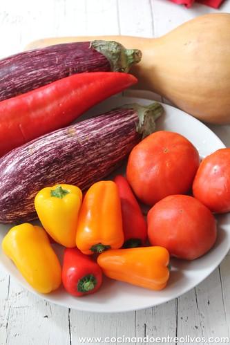 Caponata siciliana www.cocinandoentreolivos (2)